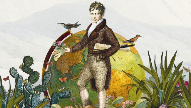'The invention of nature', een andere kijk op de wereld