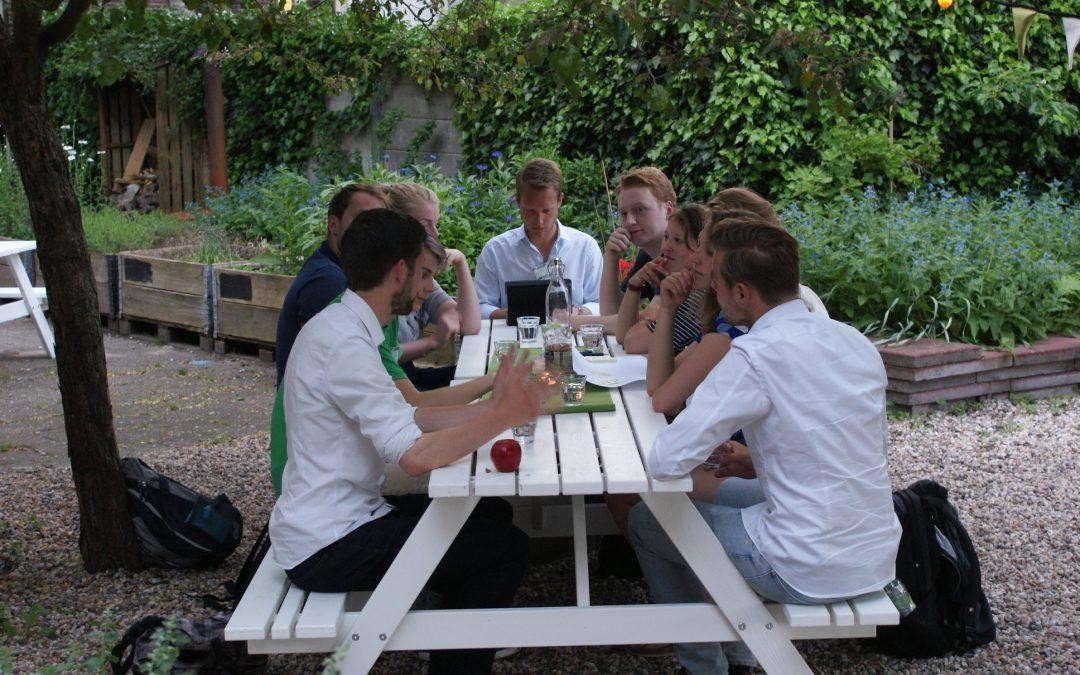 Jongerenorganisaties schrijven samen aan nieuwe versie Jonge Klimaatagenda