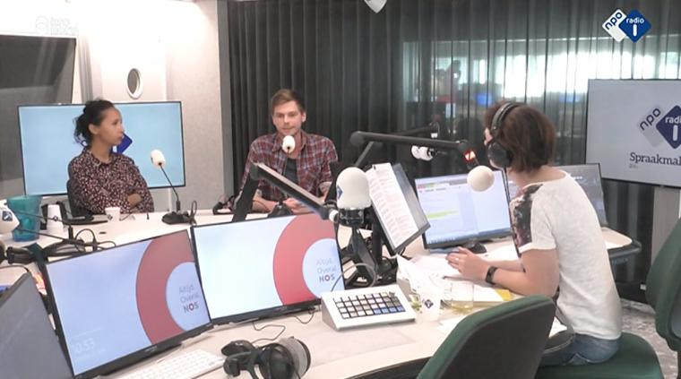 JKB op Radio 1: meer inspraak voor jongeren