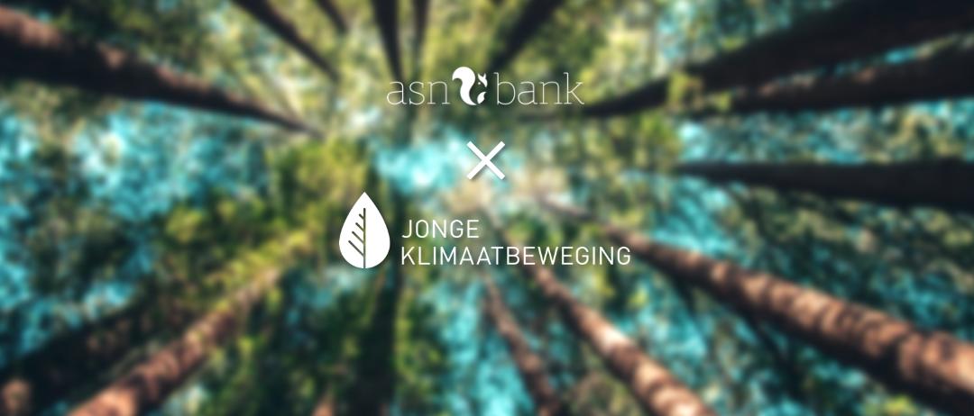 Samenwerking Jonge Klimaatbeweging en ASN Bank