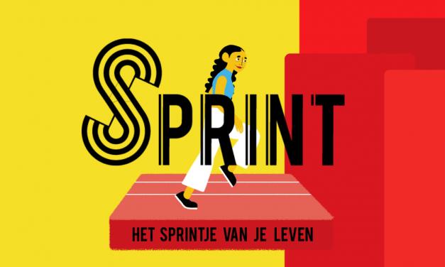 Loop de sprint van je leven!