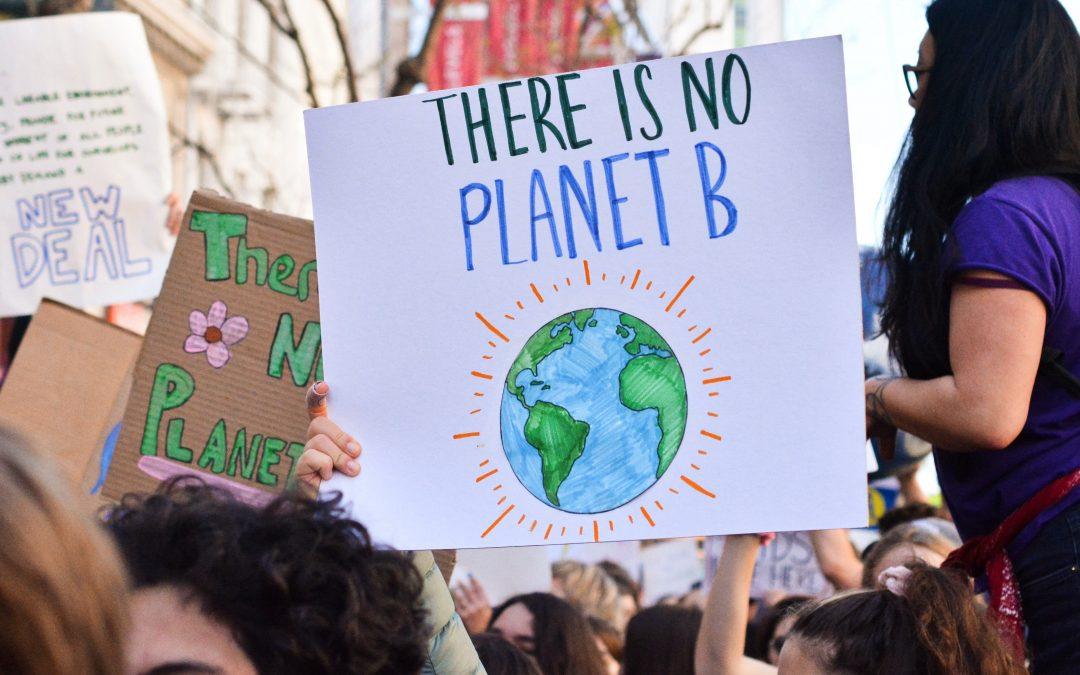 Jongeren: het dorre hout van de klimaatcrisis