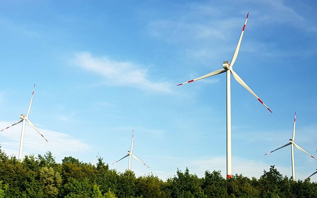 Jongeren positief over windmolens en zonnevelden in hun omgeving