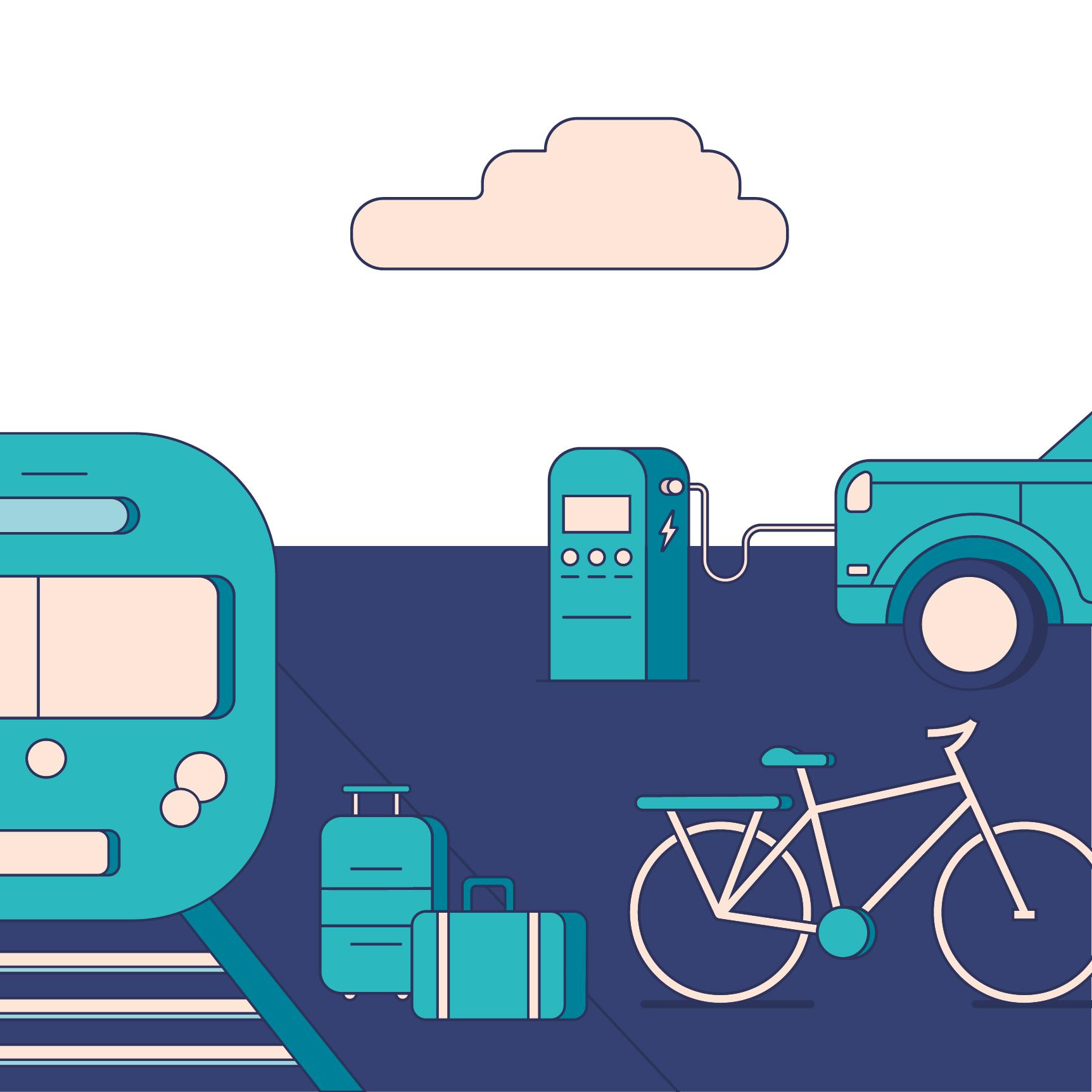 Transitieplan Mobiliteit – woon-werk verkeer