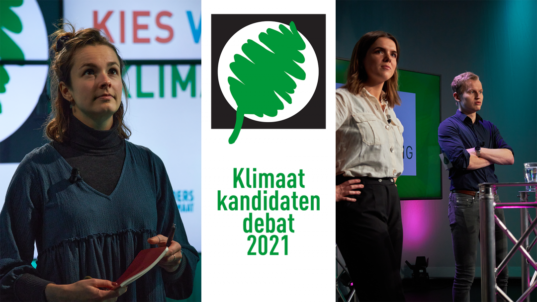 Klimaatkandidatendebat 2021