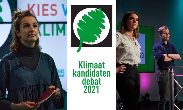 Klimaatkandidatendebat: korte metten maken met traditionele TV debatten én traditioneel klimaatbeleid