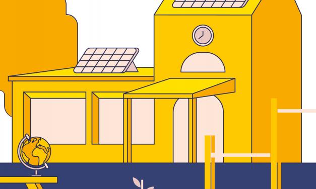 Transitieplan Onderwijs – Jong geleerd is oud gedaan, duurzaamheid integraal in het onderwijs