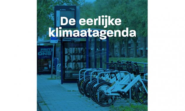 Een klimaatplan waar iedereen aan mee kan doen: de JKB en partners lanceert de Eerlijke Klimaatagenda